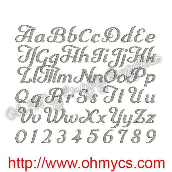 winter wonderland embroidery font bx included fonts. Black Bedroom Furniture Sets. Home Design Ideas