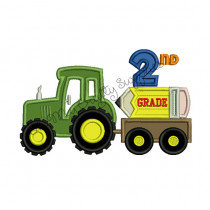 2nd grade tractor