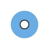 MAGNA-GLIDE STYLE L - HAWAIIAN BLUE - HALF GROSS (72)