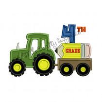 4th grade tractor