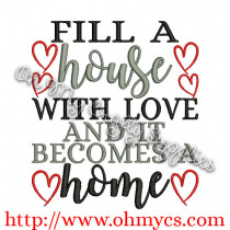 Fill a House by OhMyCS picture