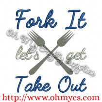 Fork It Picture