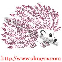 Henna Hedge Hog