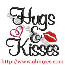 Hugs & Kisses Picture