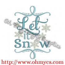 Let it Snow Picture