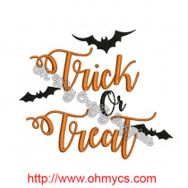 Trick or Treat pic