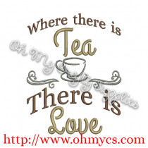 Where there is Tea Picture