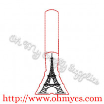 ITH Eiffel Tower Key Fob