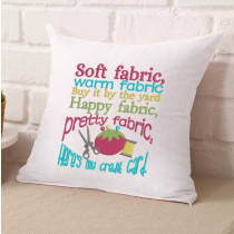 Fabric Jingle Embroidery Design