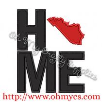 Home Kentucky Applique Design