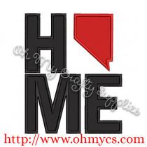 Home Nevada Applique Design