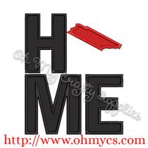 Home Tennessee Applique Design