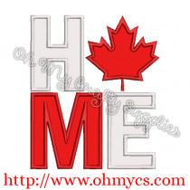Home Canada Embroidery Applique
