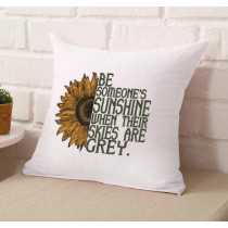 Be Someone's Sunshine Embroidery Design