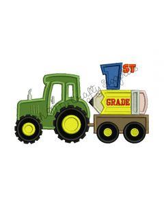 1st grade tractor