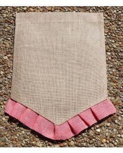 Garden Flag (Pink)