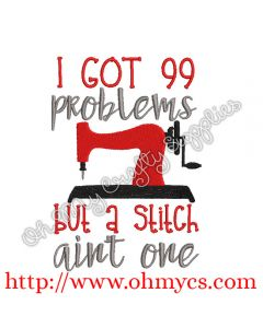 99 problems picture