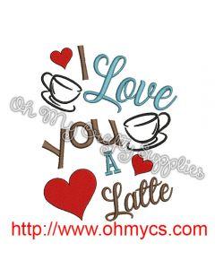 A Latte Picture