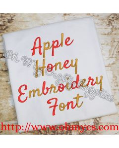 Apple Honey Picture