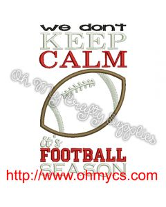 Calm Football