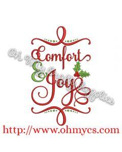 Comfort & Joy Picture