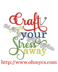 Craft your Stress away picture