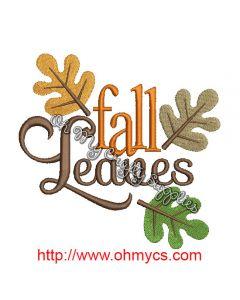 Fall Leaves pic