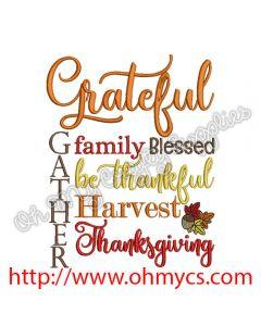 Grateful Picture