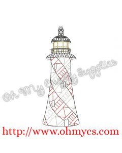 Henna Lighthouse Picture