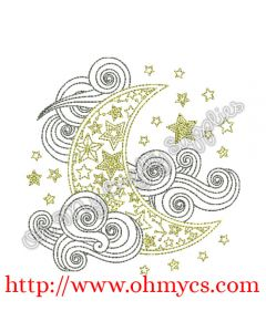 Henna Moon Picture
