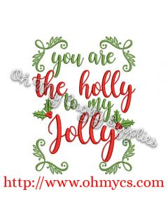 Holly Jolly Picture