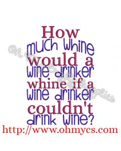 How Much Wine Picture