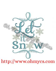 Let it Snow Picture