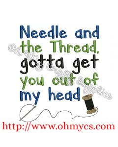 Needle and the Thread Picture