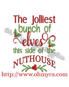 Nuthouse elves Picture