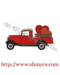 SS Valentine Truck