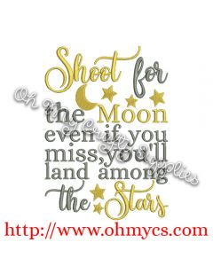 Shoot for the Moon Picture