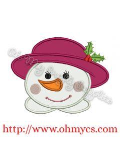 SnowWoman Picture