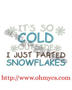 Snowflake Farts Picture