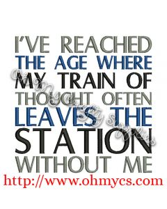 Train of Thought Picture