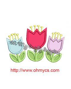 Tulip trio pic