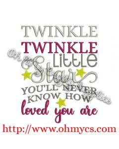 Twinkle Twinkle Picture