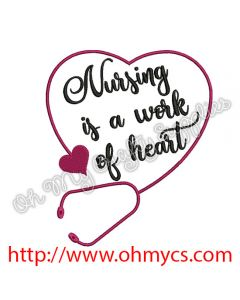 Work of heart Picture