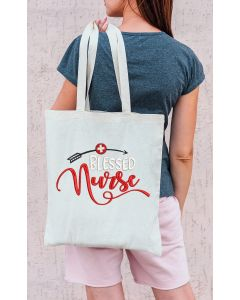 Blessed Nurse Embroidery Design