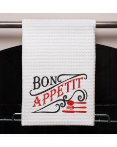 Bon Appetit 2020 Embroidery Design