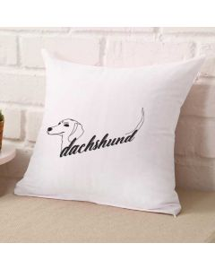 Dachshund Name Embroidery Design