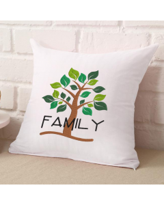 The Family Tree Embroidery Design
