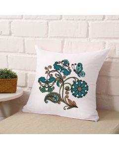 Floral Gardens Embroidery Design