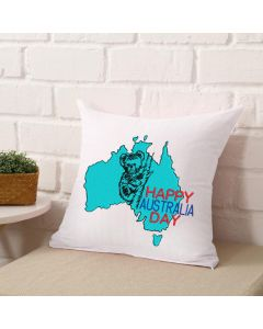 Happy Australia Day Embroidery Design