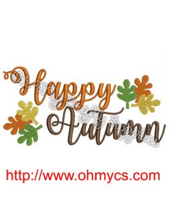 happyautumn